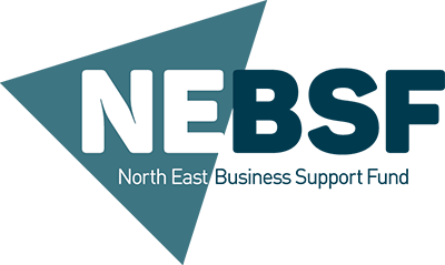 Image of North East Business Support Fund Logo