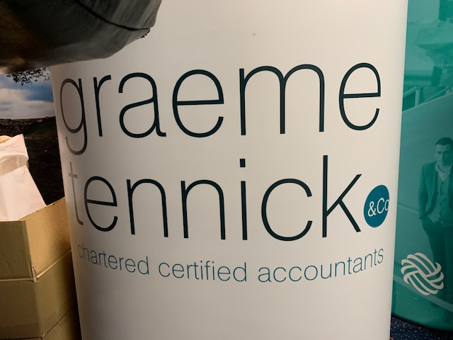 Image of banner for Graeme Tennick & Co Accountants