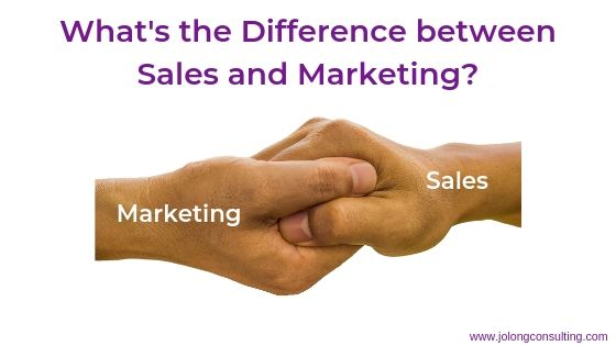 Image for blog titled What's the Difference Between Sales and Marketing?