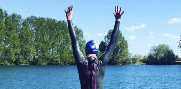 Image of Jo Long Consulting open water swimming