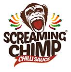 Screaming Chimp Chilli Sauce Logo